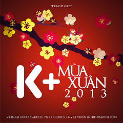 Album Mùa Xuân 2013 - Various Artists
