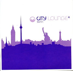 City Lounge 4 CD4 - New York - Various Artists