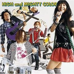 Album 参 (San) - High and Mighty Color