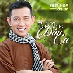 Album Tình Khúc Dân Ca - Duy Hòa
