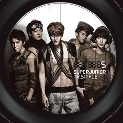 Mr. Simple (Version B) - Super Junior