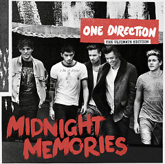 Album Midnight Memories (The Deluxe Edition) - One Direction