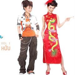 Album Cô Gái Trung Hoa - Lương Bích Hữu