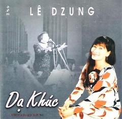 Dạ Khúc - Lê Dung