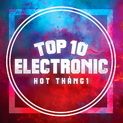 Top 10 Ca Khúc Electronic Hot Tháng 1 - Various Artists
