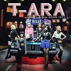 Album Again 1977 (Repackage) - T-ARA