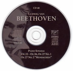 Album Ludwig Van Beethoven- Complete Works (CD48) - Various Artists