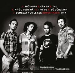 Album We Are PAK - Phạm Anh Khoa