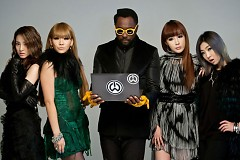 Take The World On – Intel Ultrabook Project (Seoul) - 2NE1,will.i.am