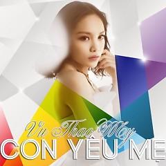Album Con Yêu Mẹ - Vũ Thảo My