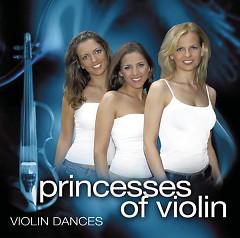 Album Violin Dances - Princesses Of Violin
