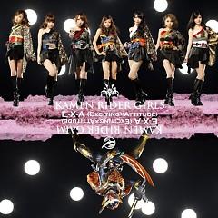 E-X-A (Exciting×Attitude) - Kamen Rider GIRLS