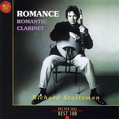 Album Romantic Clarinet - Richard Stoltzman