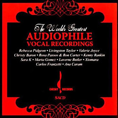 Album The World's Greatest Audiophile Vocal Recordings - Various Artists