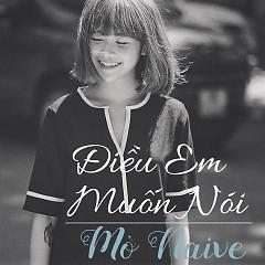 Album  - Mờ Naive