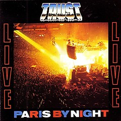 Album Paris By Night - Trust