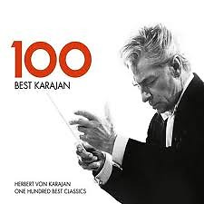 Best Karajan 100 CD4 - Popular Orchestral Pieces - Herbert von Karajan