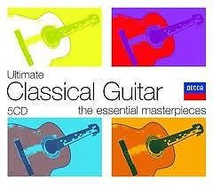 Ultimate Classical Guitar CD2 No.2 - Pepe Romeo