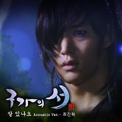 Lời bài hát được thể hiện bởi ca sĩ Choi Jin Hyuk