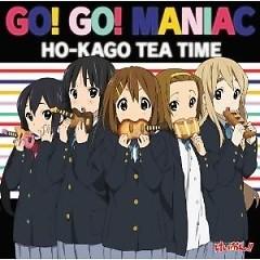 Go! Go! Maniac - Houkago Teatime
