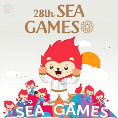 Album Đồng Hành Cùng SEA Games 28 - Various Artists