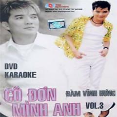 Album Cô Đơn Mình Anh - Đàm Vĩnh Hưng