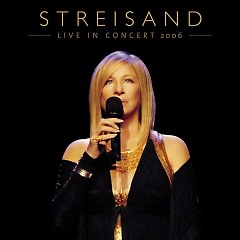 Live In Concert (CD1) - Barbra Streisand