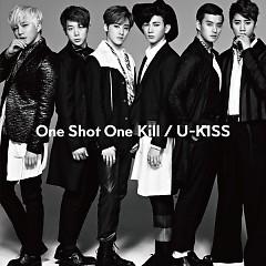 One Shot One Kill (Japanese) - U-Kiss