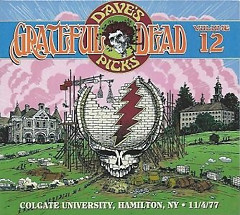 Dave's Picks Vol. 12: Colgate University Hamilton NY, 11/04/77 (CD1) - Grateful Dead