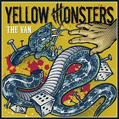 Album The Van - Yellow Monsters