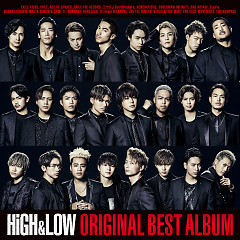 HiGH & LOW ORIGINAL BEST ALBUM CD1 - Various Artists