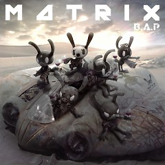 Album MATRIX (4th Mini Album) - B.A.P
