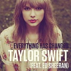 Everything Has Changed (Mix) - Single - Ed Sheeran
