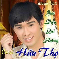 Album Giai Điệu Quê Hương - Hữu Thọ
