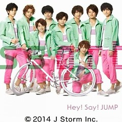 smart (CD2) - Hey! Say! JUMP