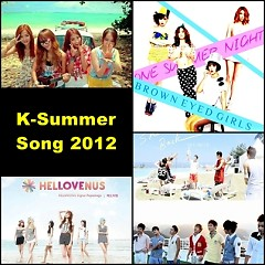 Album Tuyển Tập Nhạc Mùa Hè Hàn Quốc Hay Nhất 2012 - Various Artists