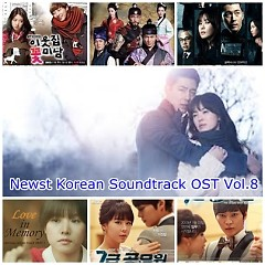Newest Korean Soundtracks Vol.8 - Various Artists