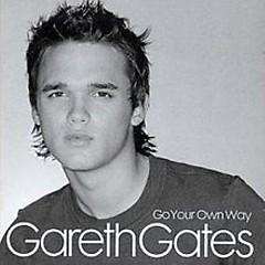Go Your Own Way (CD1 Night) - Gareth Gates