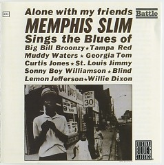 Album Alone With My Friends - Memphis Slim
