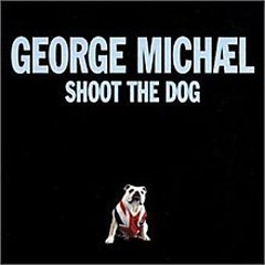 Shoot The Dog (CD Single) - George Michael