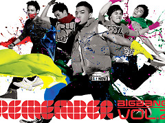 Album Remember - BIGBANG
