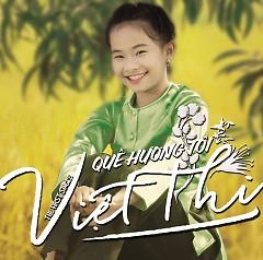 Album Quê Hương Tôi - Việt Thi