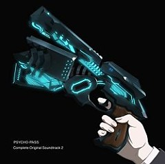PSYCHO-PASS Complete Original Soundtrack 2 CD3 - Various Artists
