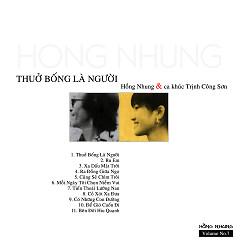 Album Thuở Bống Là Người - Hồng Nhung