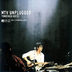 Album MTV Unplugged - Tomoyasu Hotei