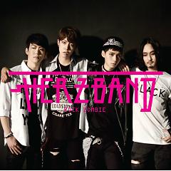 Rock Zombie - Herz Band