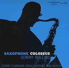 Saxophone Colossus - Sonny Rollins