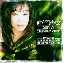 Echoes From Vienna- Tribute To Johann Strauss - Sumi Jo