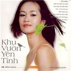Album Khu Vườn Yên Tĩnh - Hồng Nhung
