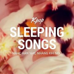 Album Nhạc Hàn Nhẹ Nhàng Trước Khi Ngủ - Various Artists